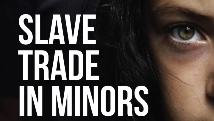 Slave Trade in Minors in the Digital Age