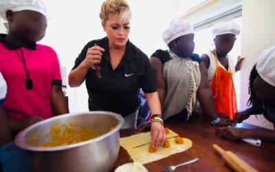 In the Kitchen with Chef Cinthia Worsey